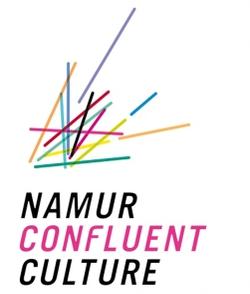 namur confluent culture logo