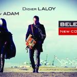 Samedi 28 mars à 20h : Soirée-concert avec le duo Didier Laloy / Kathy Adam