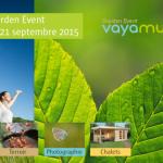 Farniente et L'herbe folk à O'Naturel, GARDEN event 2015