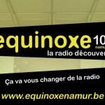Radio Equinoxe fait peau neuve….
