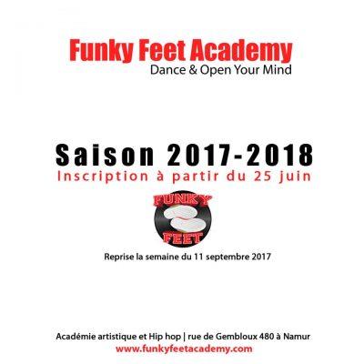 Ce dimanche 13H , ne manquez pas Connexion spéciale «Funky Feet Academy » avec Ayoute Younes, interview + dj set Funk ! yeahhh !!!