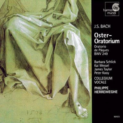 Tutti crescendo : Oratorio de Pâques de J.S.Bach BWV 249.